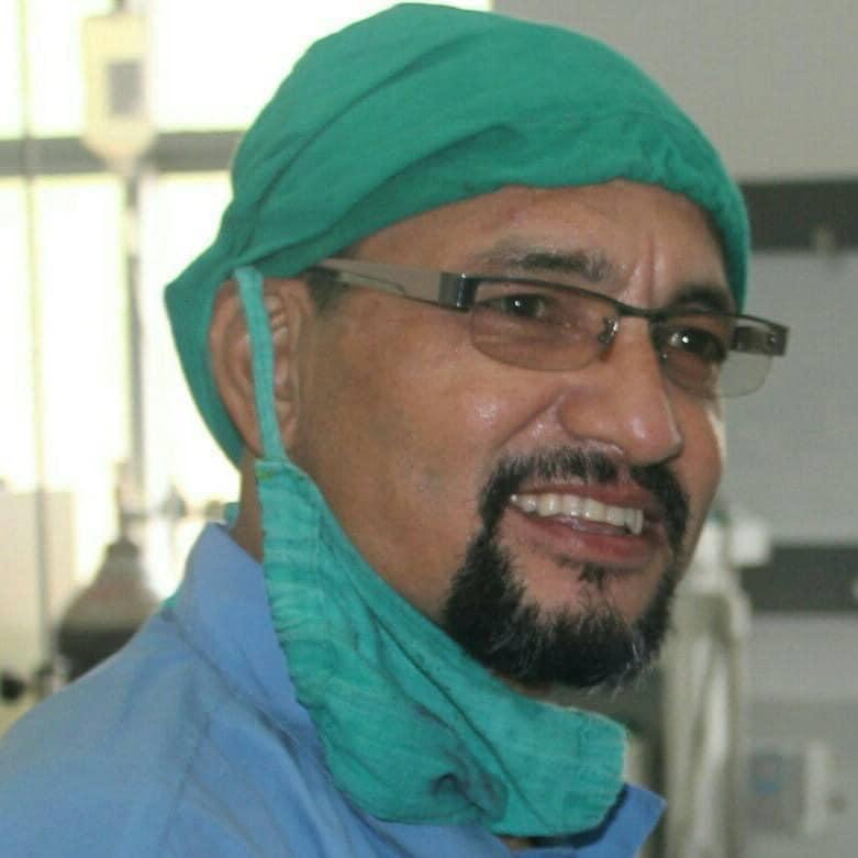 Dr. Rajendra Sanjel Chhetri