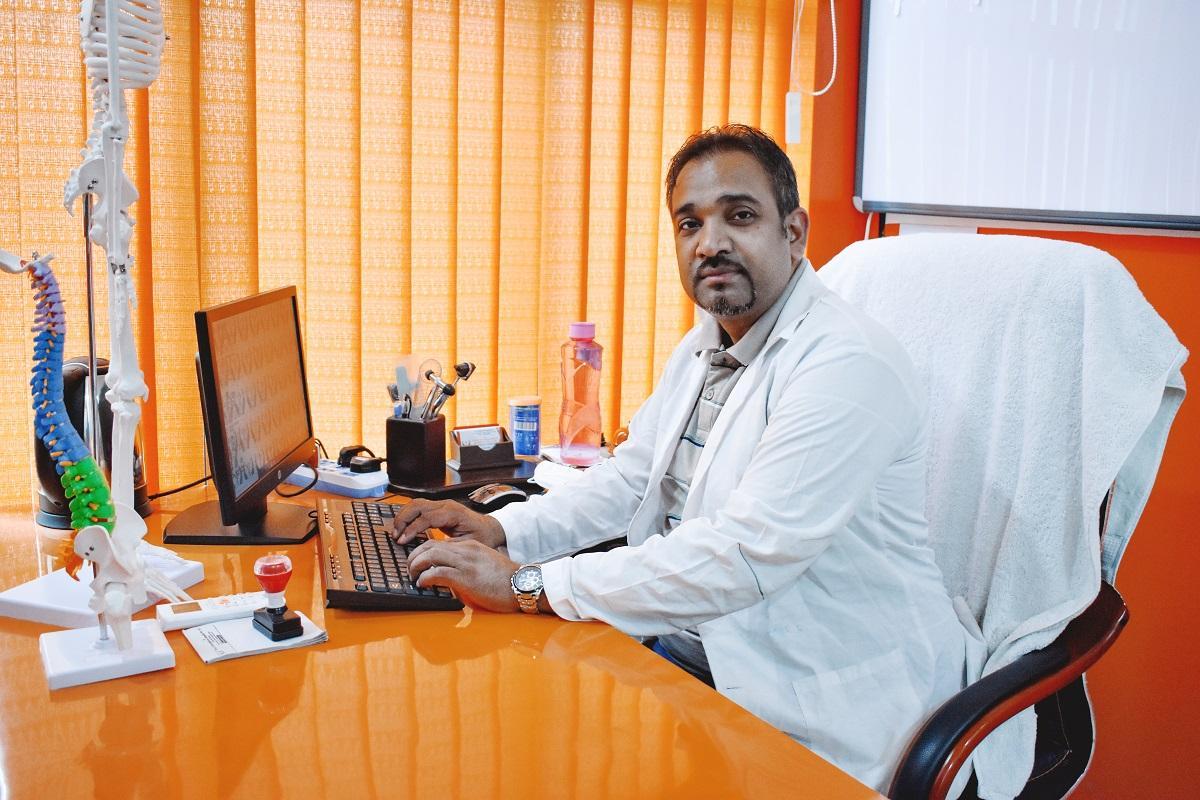 Dr. Yogendra Agrahari